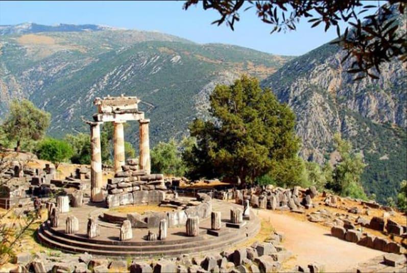 Delphi Sightseeing Tour | Sightseeing Tour Delphi Thermopylae Arachova