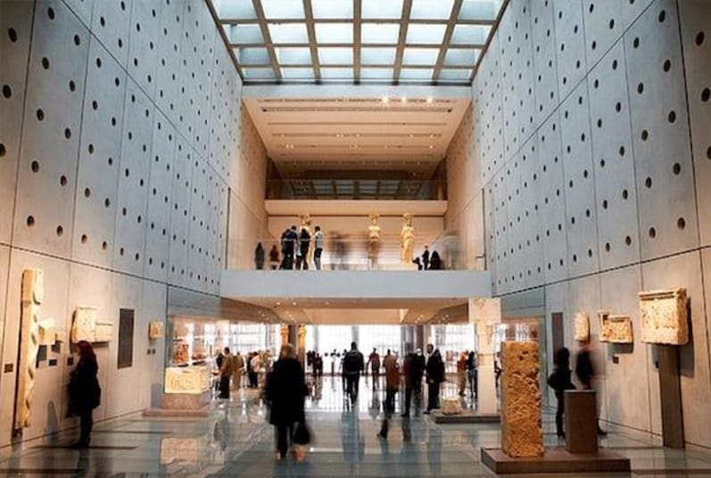 Athens Museums Sightseeing Tour or Sightseeing Tour in Athens Museums