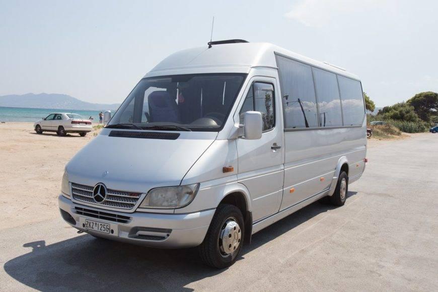 Minibus Hire Athens Airport | Minibus hire Athens Greece - Minibus Athens